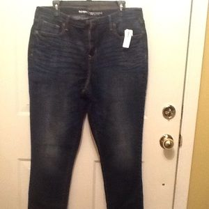 Old Navy Curvy Jeans - 14 TALL - NWT!